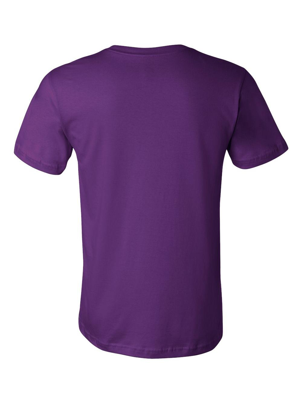 Bella-Canvas-Unisex-Short-Sleeve-Jersey-Tee-3001 thumbnail 136
