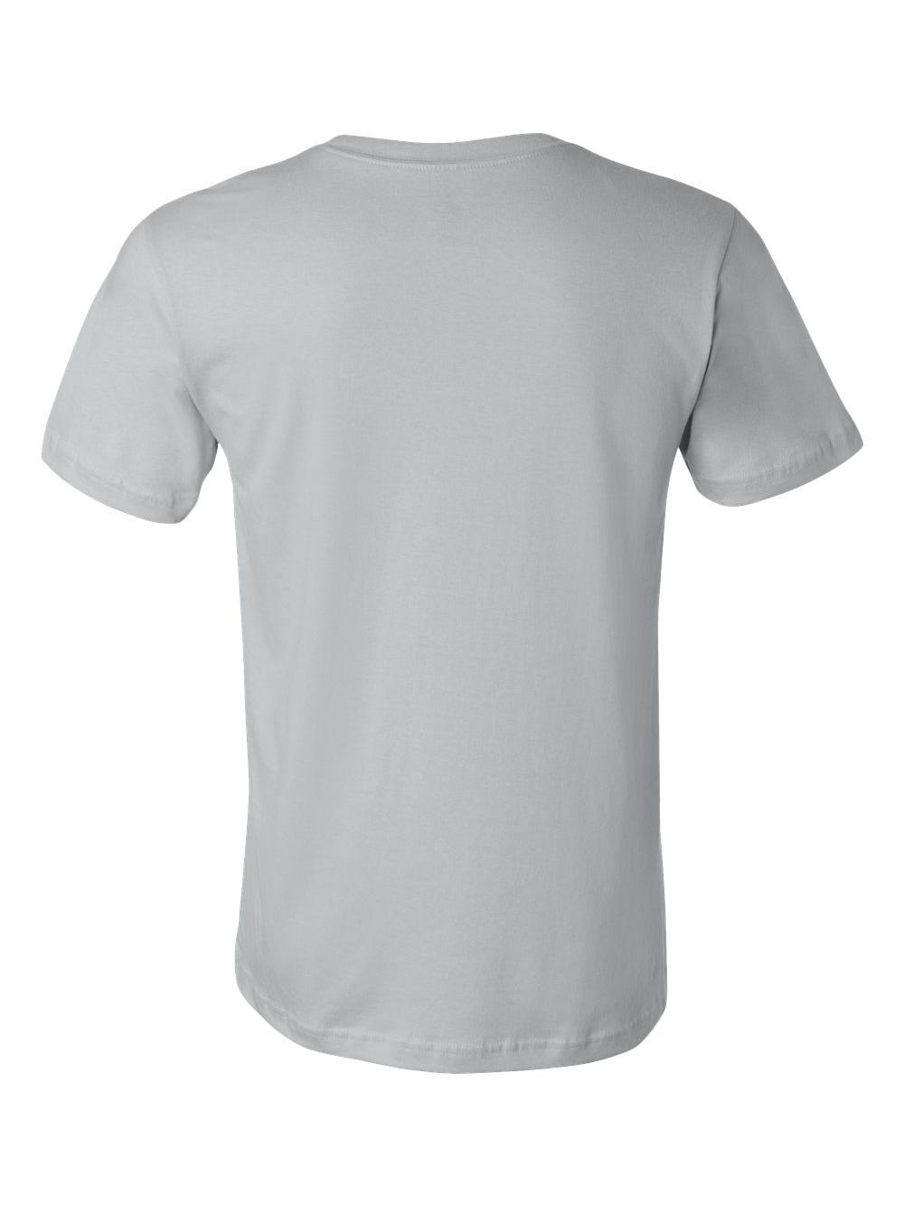 Bella-Canvas-Unisex-Short-Sleeve-Jersey-Tee-3001 thumbnail 115