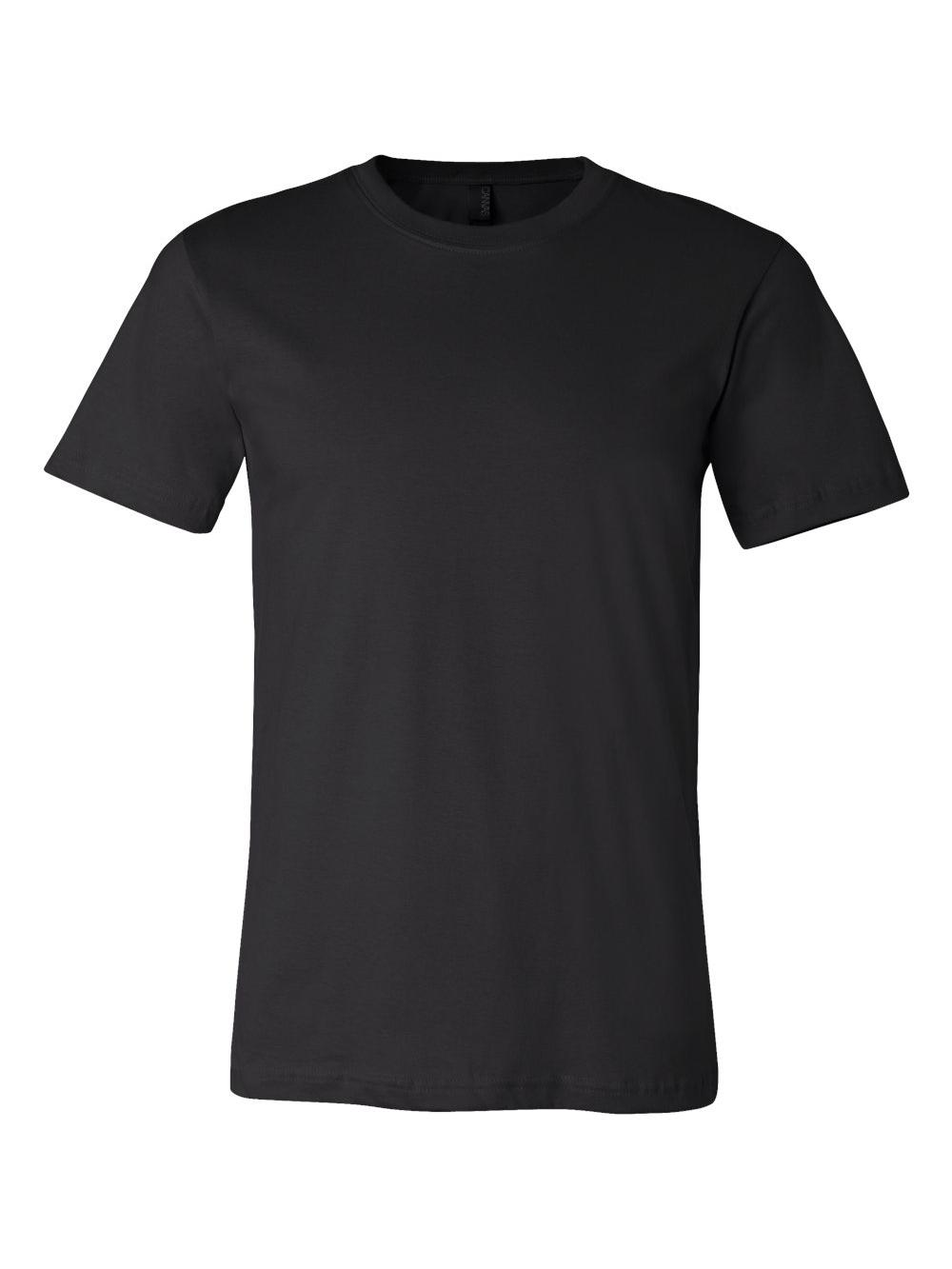 Bella-Canvas-Unisex-Short-Sleeve-Jersey-Tee-3001 thumbnail 21