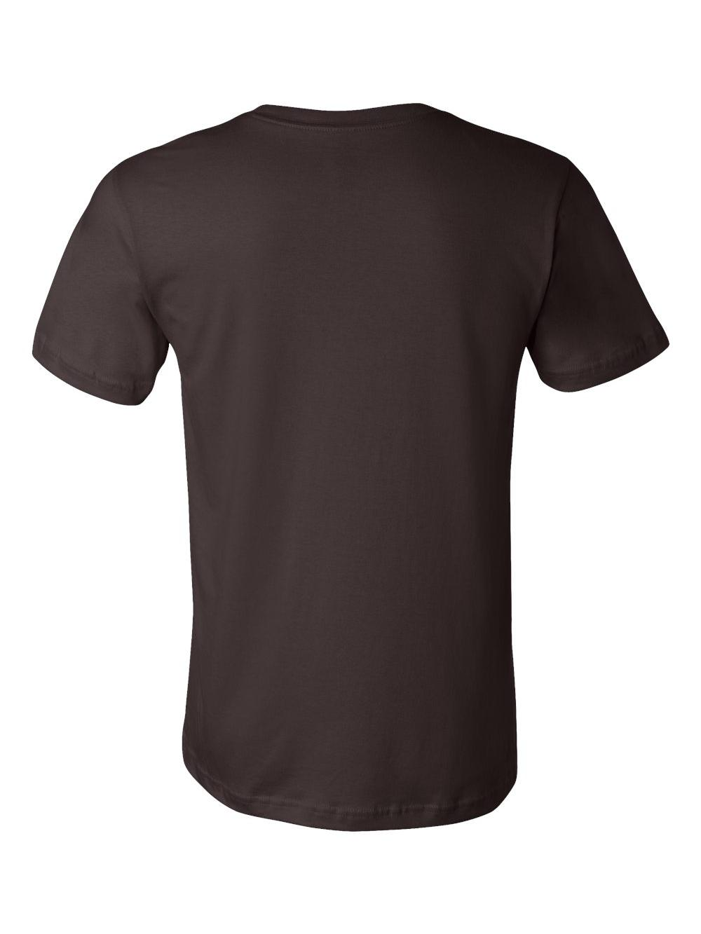 Bella-Canvas-Unisex-Short-Sleeve-Jersey-Tee-3001 thumbnail 25