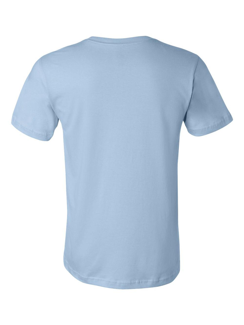 Bella-Canvas-Unisex-Short-Sleeve-Jersey-Tee-3001 thumbnail 64
