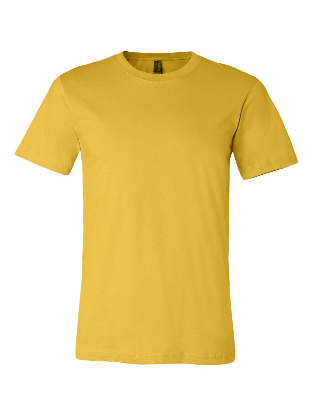 Bella-Canvas-Unisex-Short-Sleeve-Jersey-Tee-3001 thumbnail 69