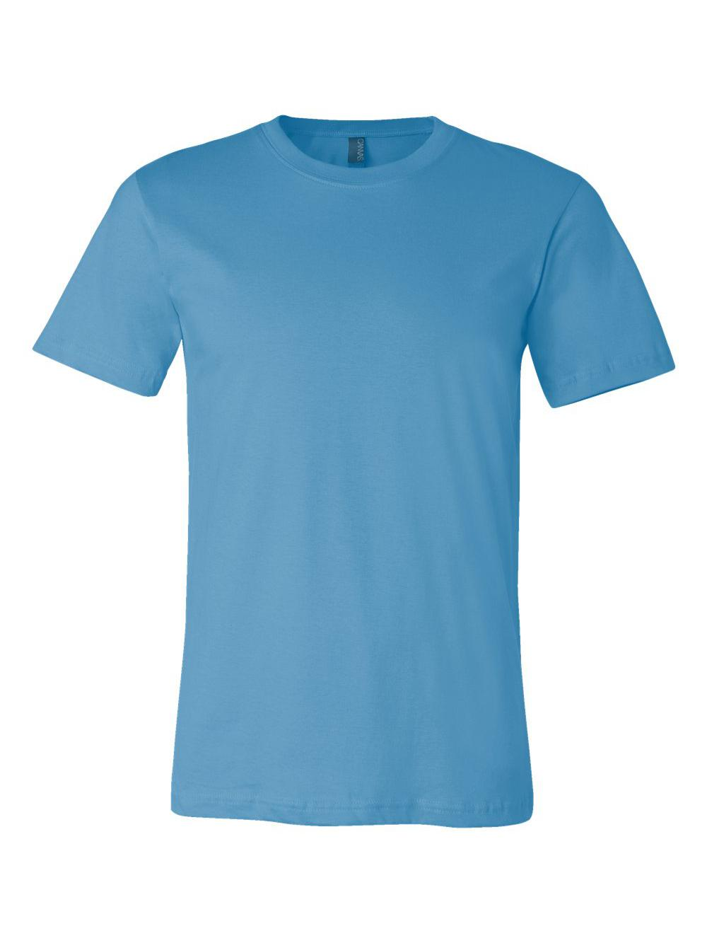 Bella-Canvas-Unisex-Short-Sleeve-Jersey-Tee-3001 thumbnail 90