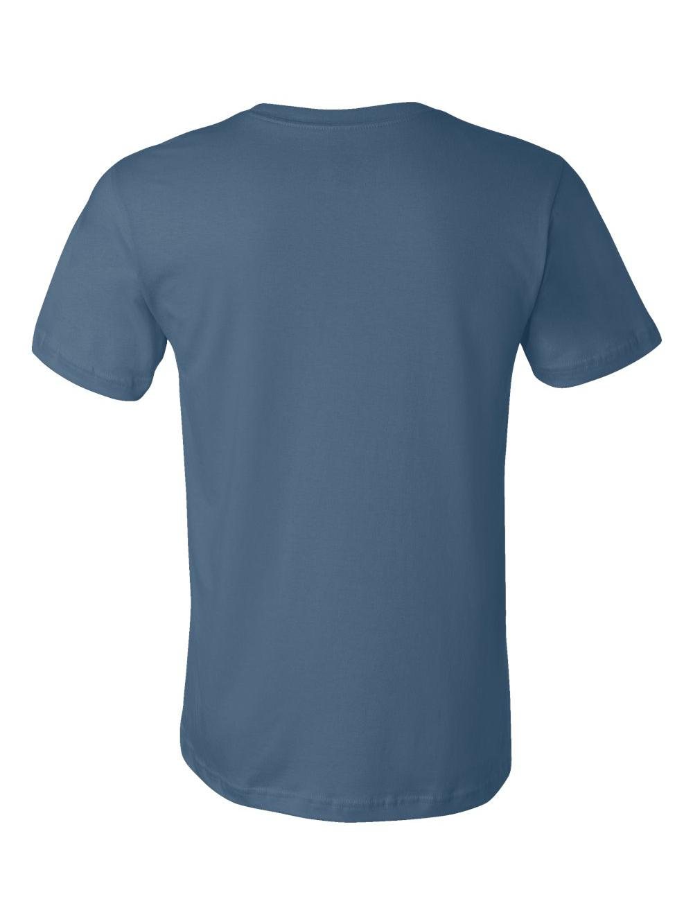 Bella-Canvas-Unisex-Short-Sleeve-Jersey-Tee-3001 thumbnail 121