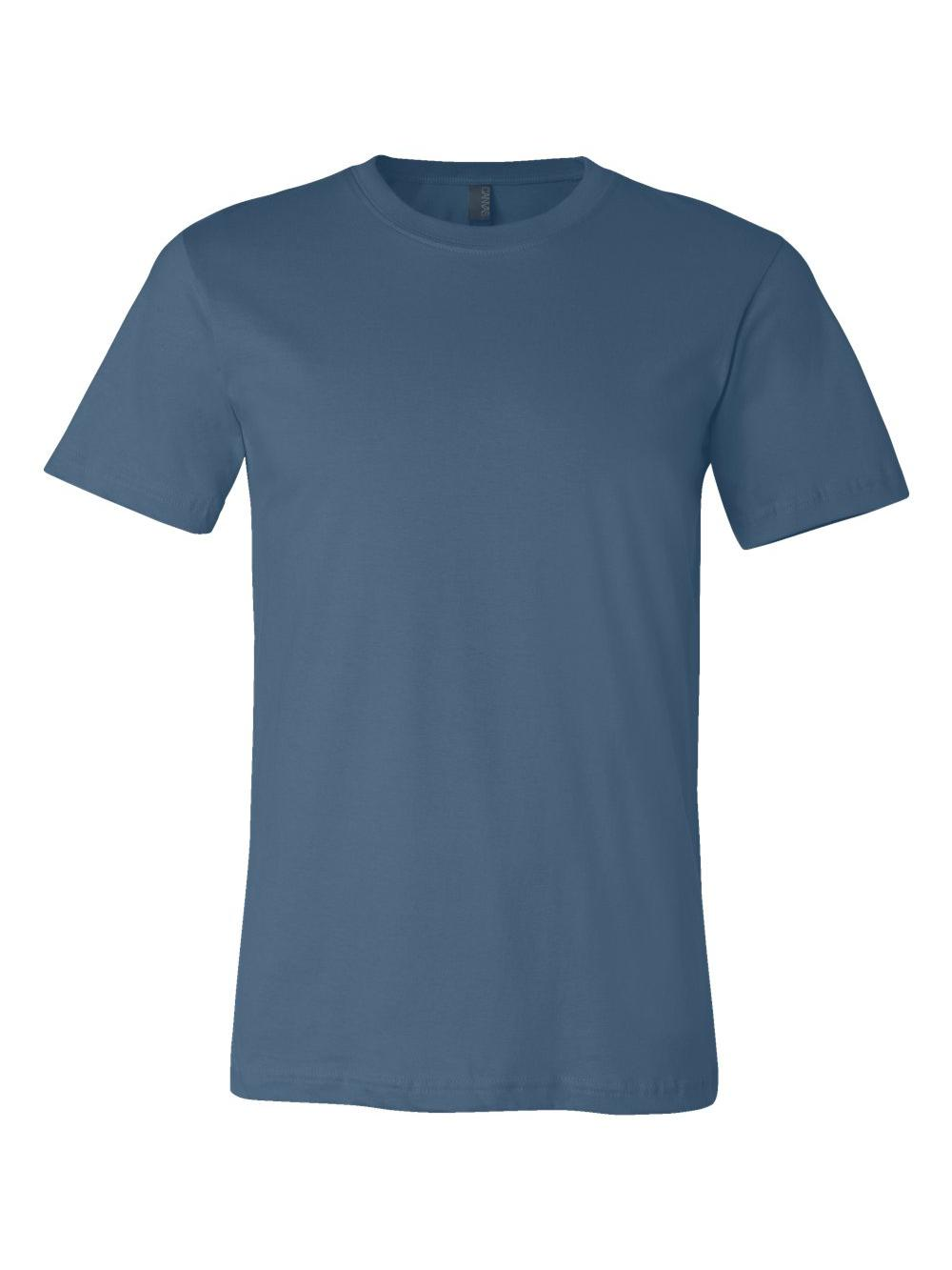 Bella-Canvas-Unisex-Short-Sleeve-Jersey-Tee-3001 thumbnail 120