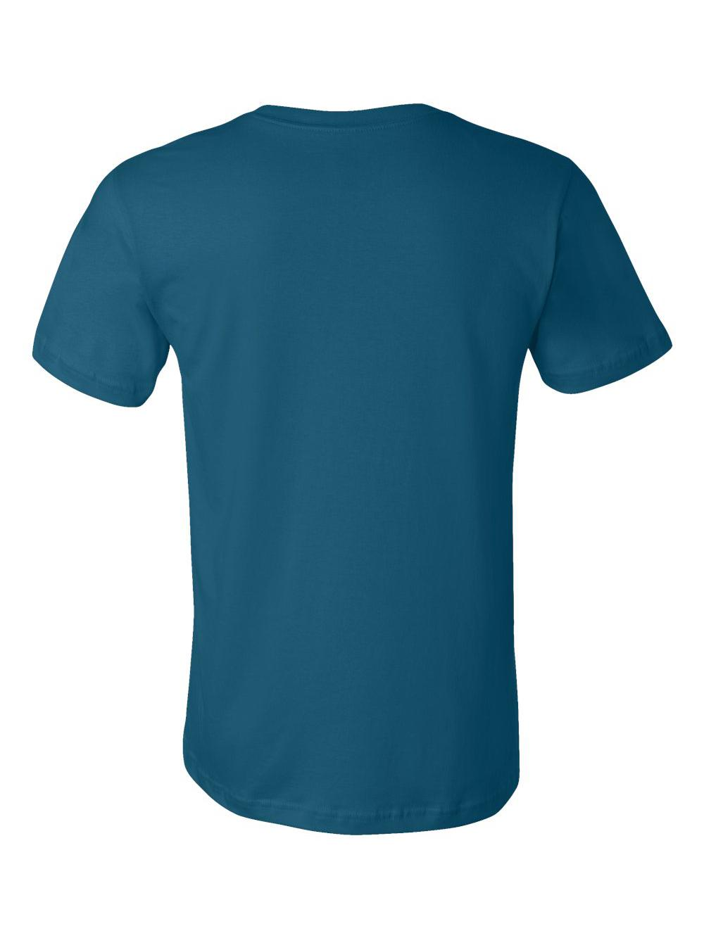 Bella-Canvas-Unisex-Short-Sleeve-Jersey-Tee-3001 thumbnail 46