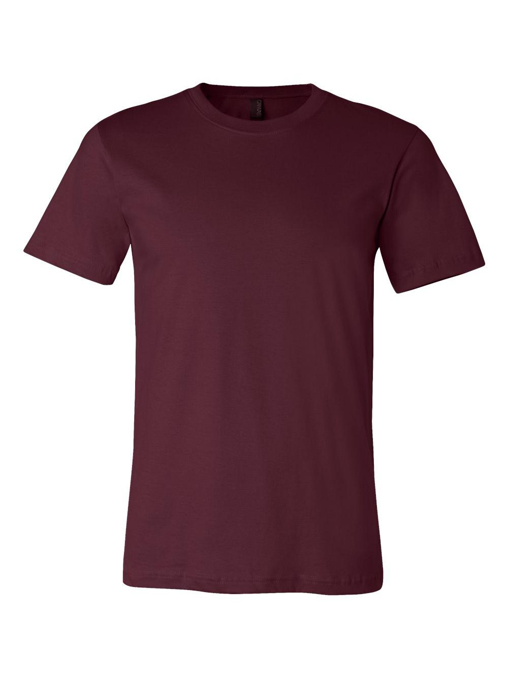 Bella-Canvas-Unisex-Short-Sleeve-Jersey-Tee-3001 thumbnail 72