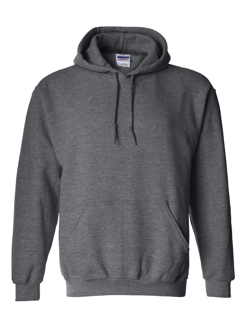 Gildan-Heavy-Blend-Hooded-Sweatshirt-18500 miniatura 30
