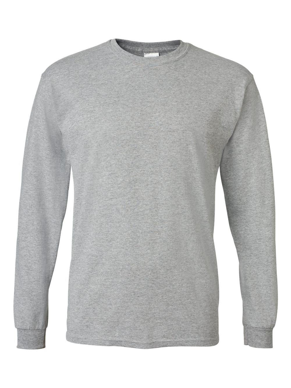 Gildan-DryBlend-50-50-Long-Sleeve-T-Shirt-8400 thumbnail 43