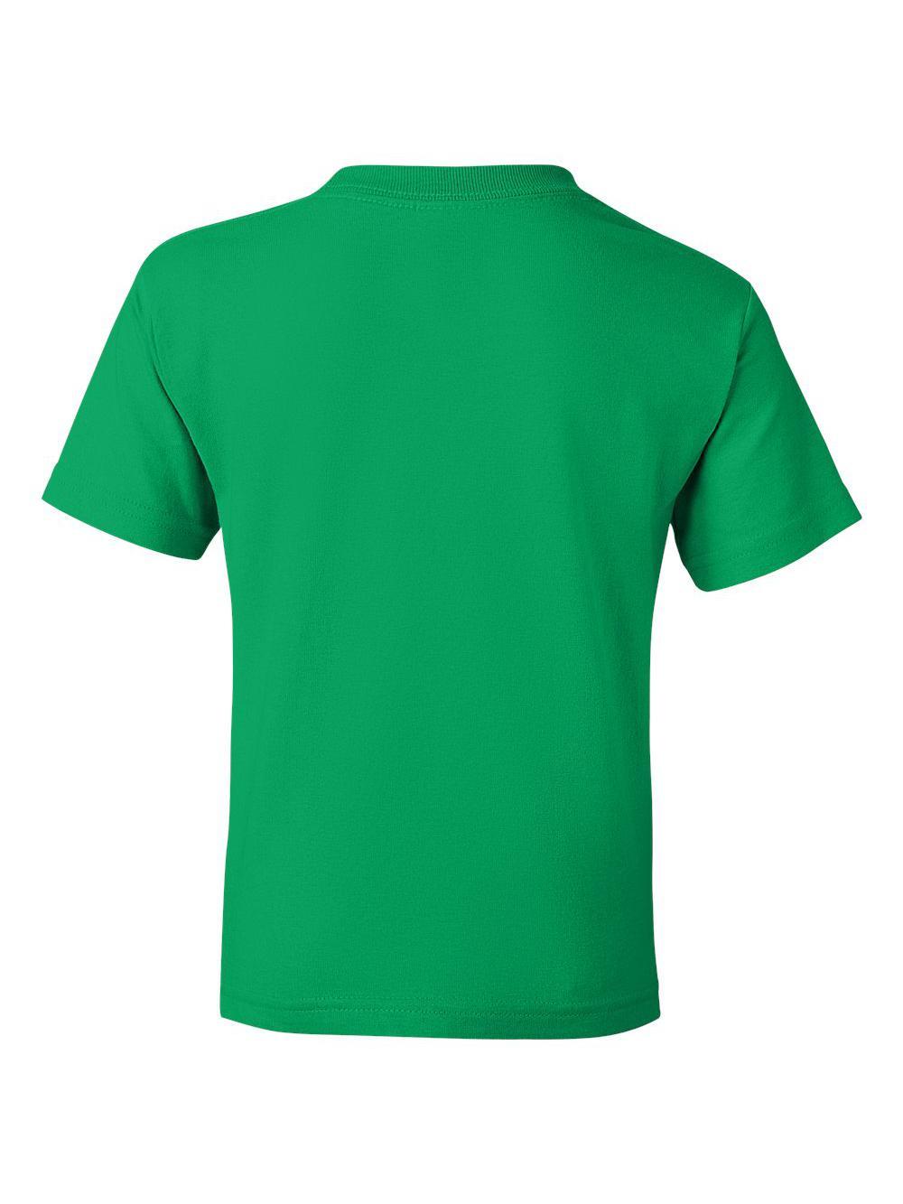 Gildan-DryBlend-Youth-50-50-T-Shirt-8000B thumbnail 49