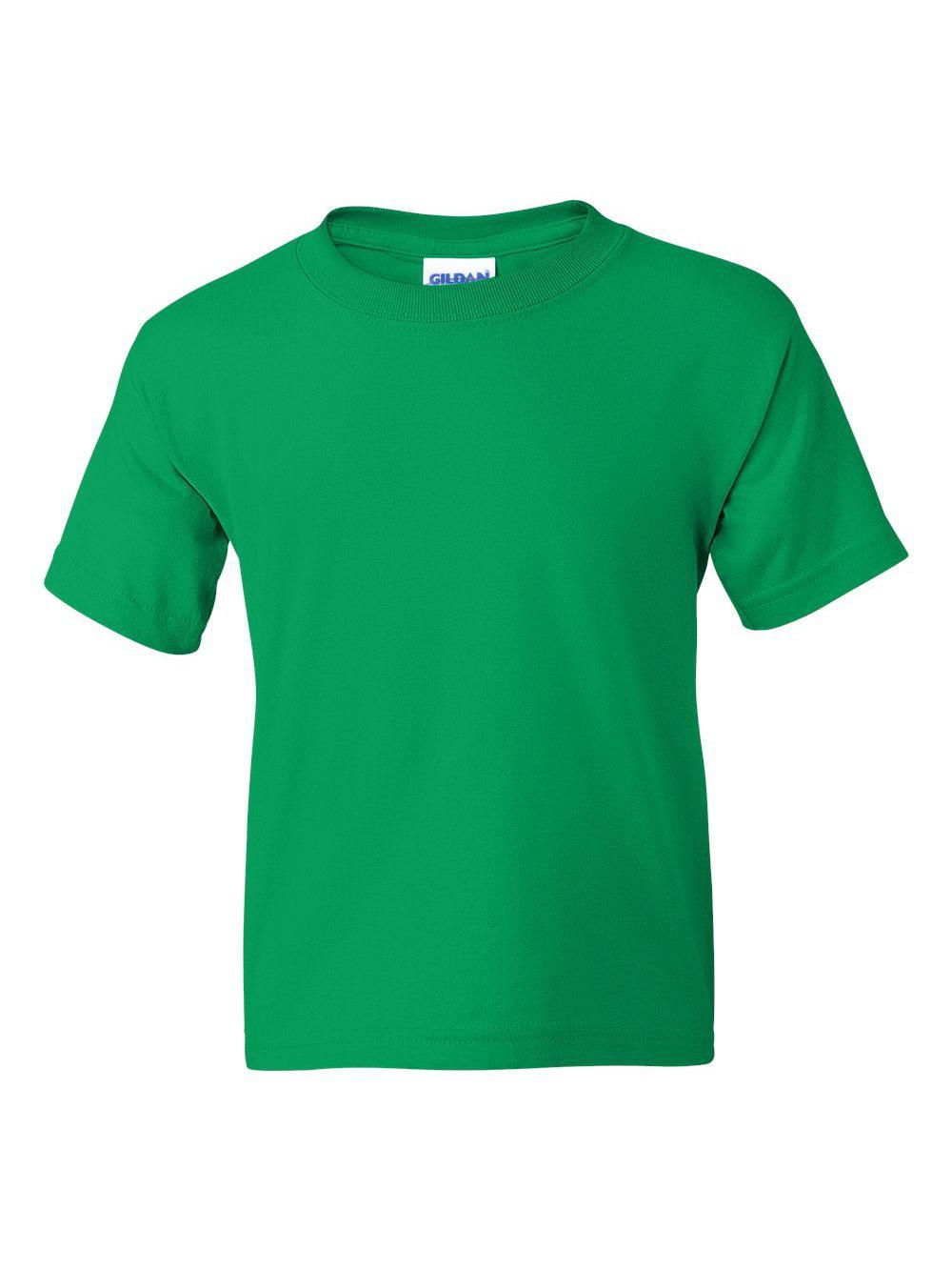 Gildan-DryBlend-Youth-50-50-T-Shirt-8000B thumbnail 48