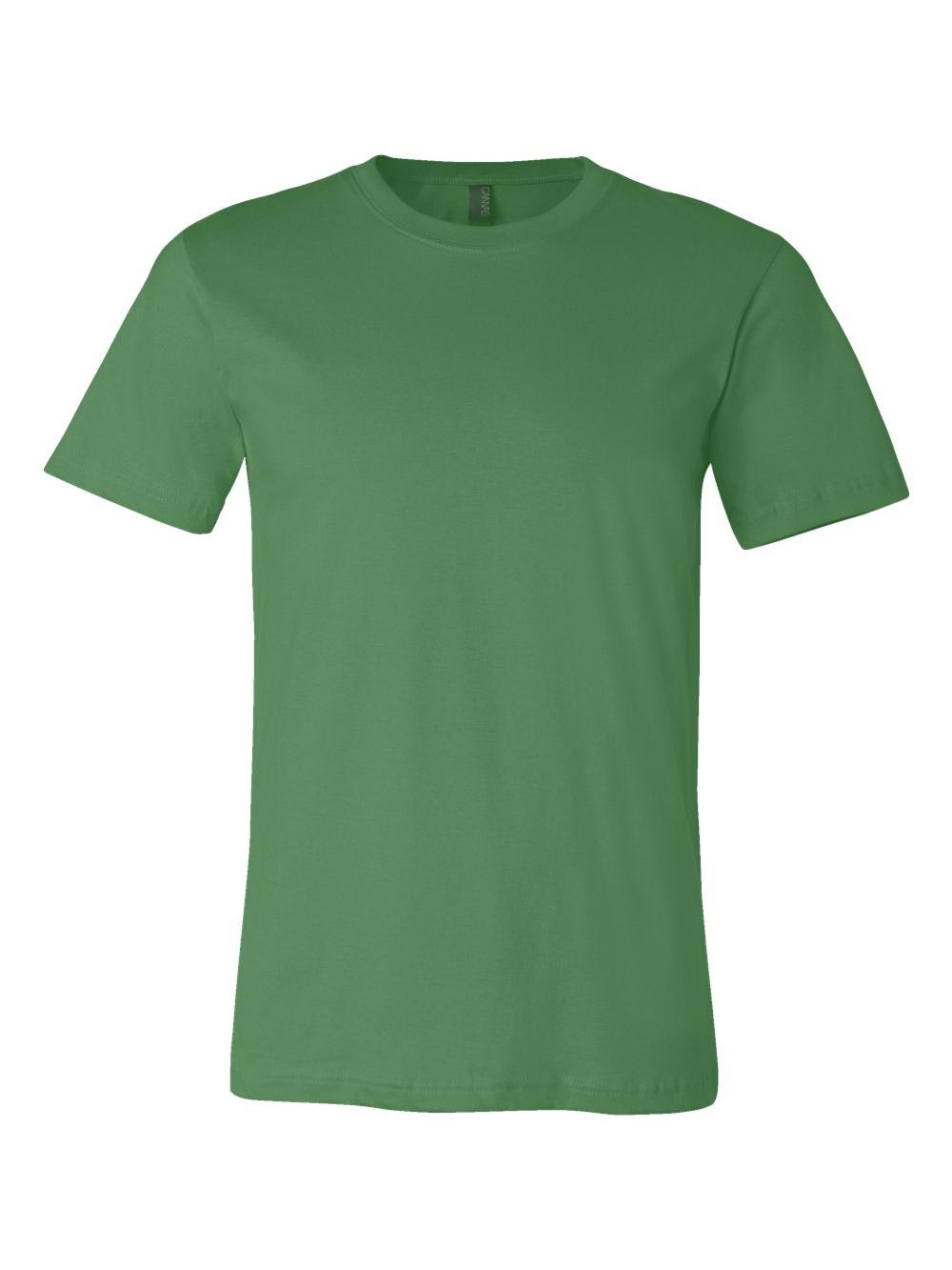 Bella-Canvas-Unisex-Short-Sleeve-Jersey-Tee-3001 thumbnail 60