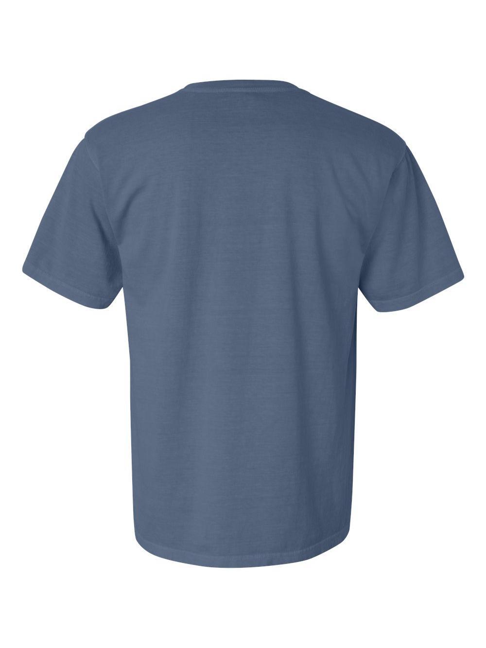Comfort-Colors-Garment-Dyed-Heavyweight-Ringspun-Short-Sleeve-Shirt-1717 thumbnail 16