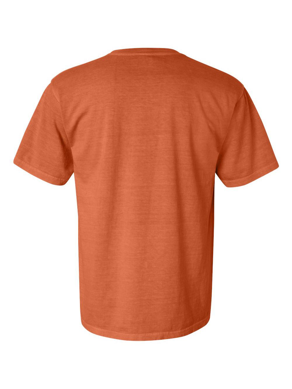 Comfort-Colors-Garment-Dyed-Heavyweight-Ringspun-Short-Sleeve-Shirt-1717 thumbnail 25