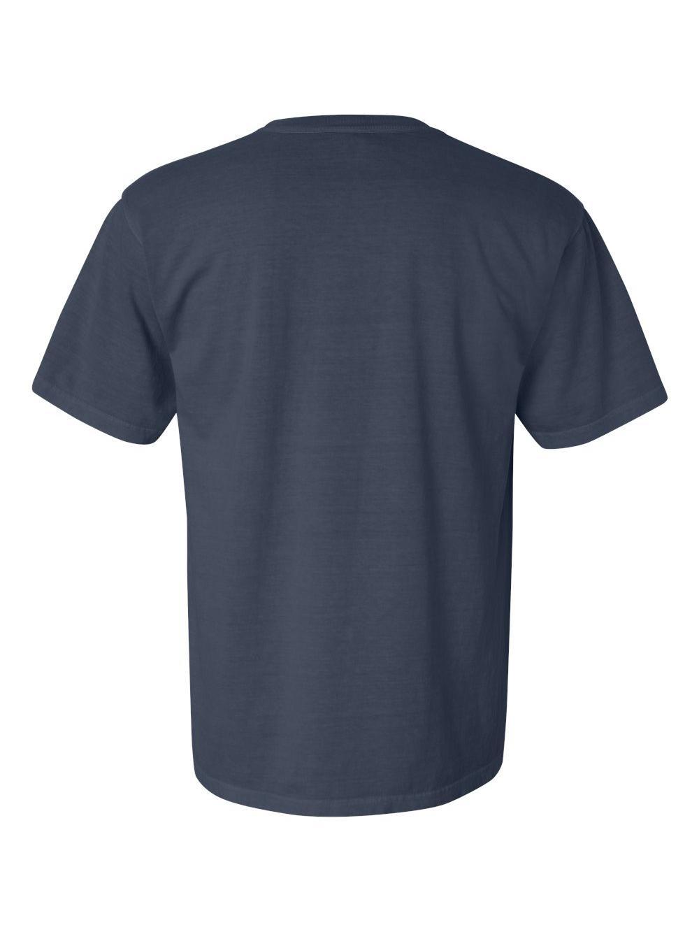 Comfort-Colors-Garment-Dyed-Heavyweight-Ringspun-Short-Sleeve-Shirt-1717 thumbnail 49