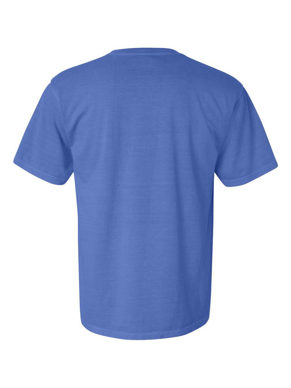 Comfort-Colors-Garment-Dyed-Heavyweight-Ringspun-Short-Sleeve-Shirt-1717 thumbnail 52