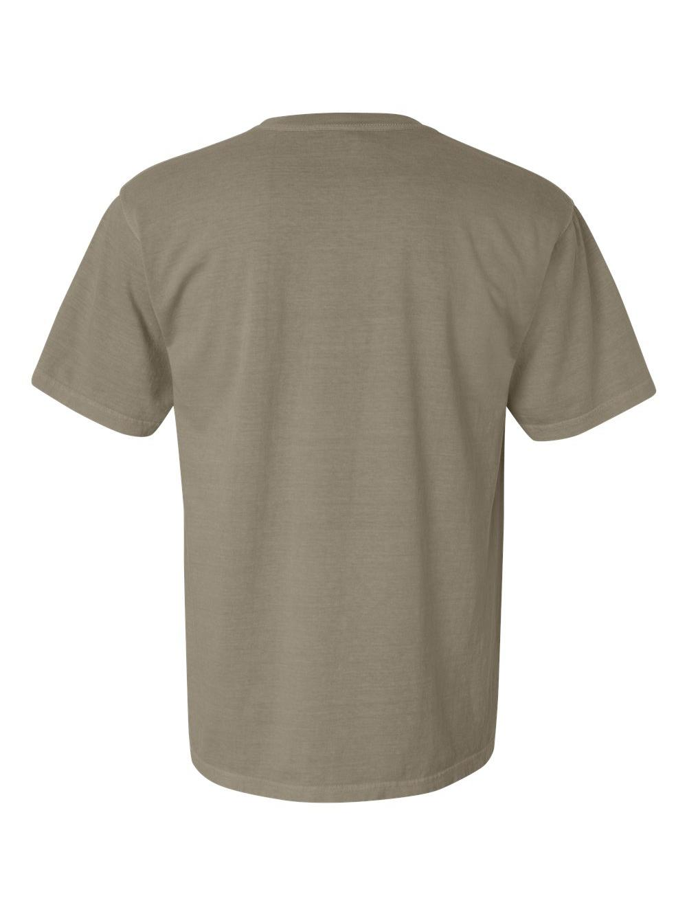 Comfort-Colors-Garment-Dyed-Heavyweight-Ringspun-Short-Sleeve-Shirt-1717 thumbnail 73