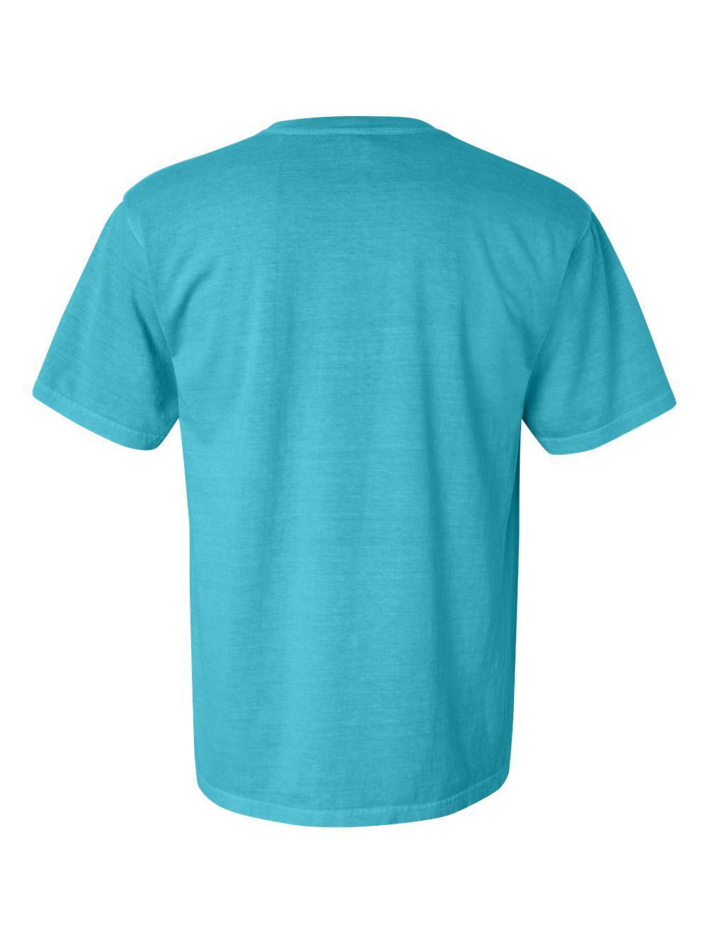Comfort-Colors-Garment-Dyed-Heavyweight-Ringspun-Short-Sleeve-Shirt-1717 thumbnail 79