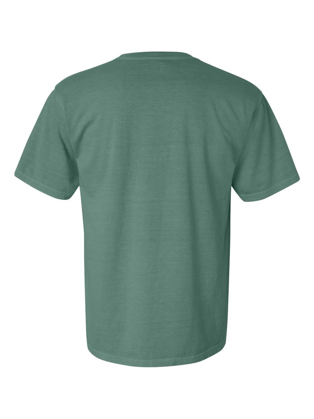 Comfort-Colors-Garment-Dyed-Heavyweight-Ringspun-Short-Sleeve-Shirt-1717 thumbnail 82