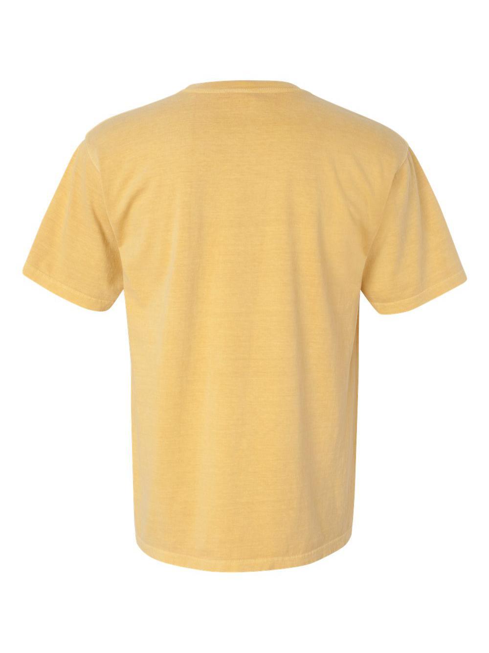 Comfort-Colors-Garment-Dyed-Heavyweight-Ringspun-Short-Sleeve-Shirt-1717 thumbnail 91