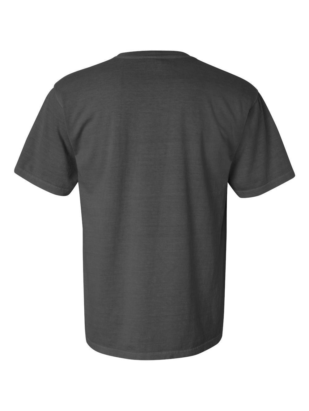 Comfort-Colors-Garment-Dyed-Heavyweight-Ringspun-Short-Sleeve-Shirt-1717 thumbnail 103