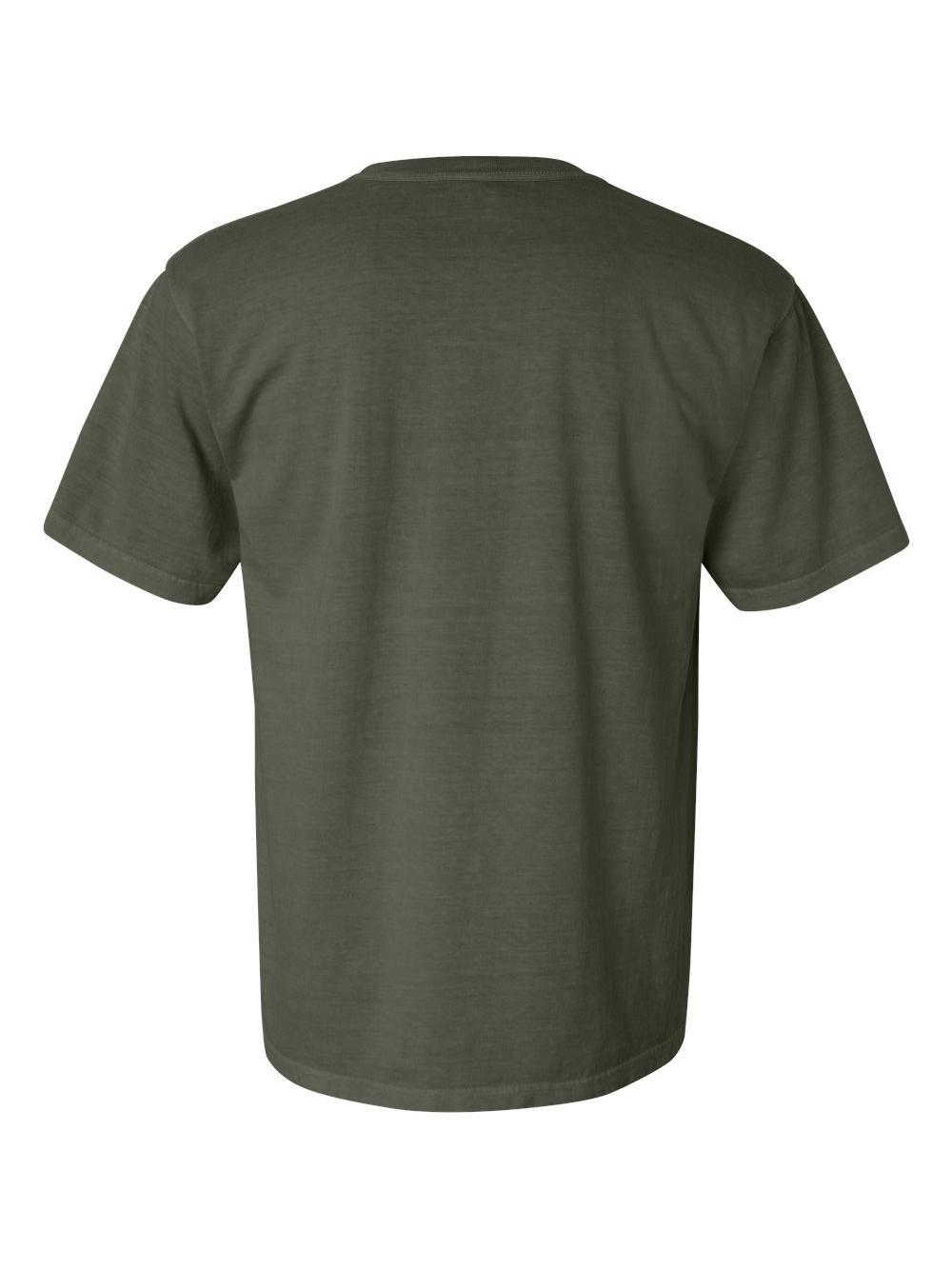 Comfort-Colors-Garment-Dyed-Heavyweight-Ringspun-Short-Sleeve-Shirt-1717 thumbnail 112