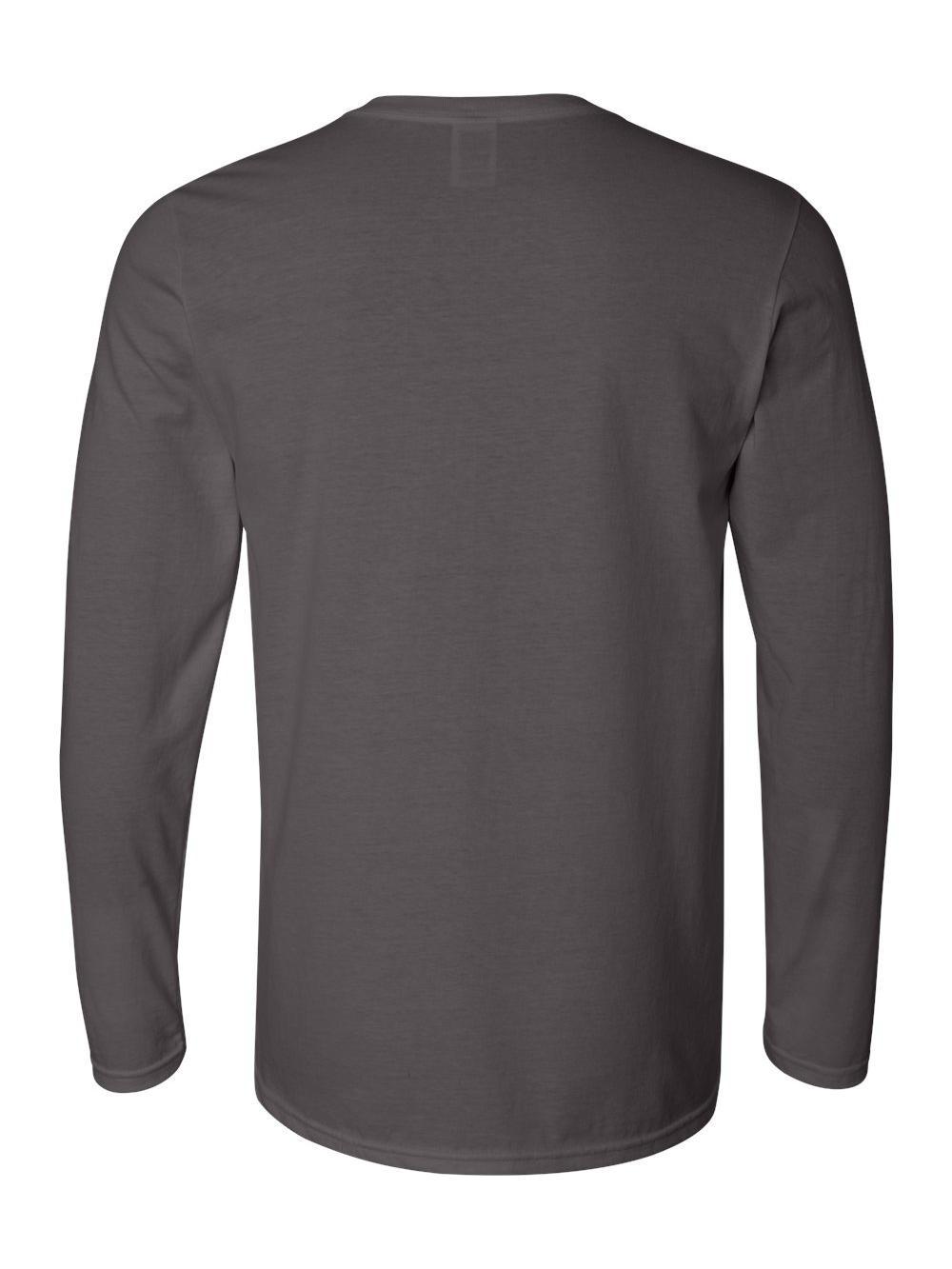 Gildan-Softstyle-Long-Sleeve-T-Shirt-64400 thumbnail 7