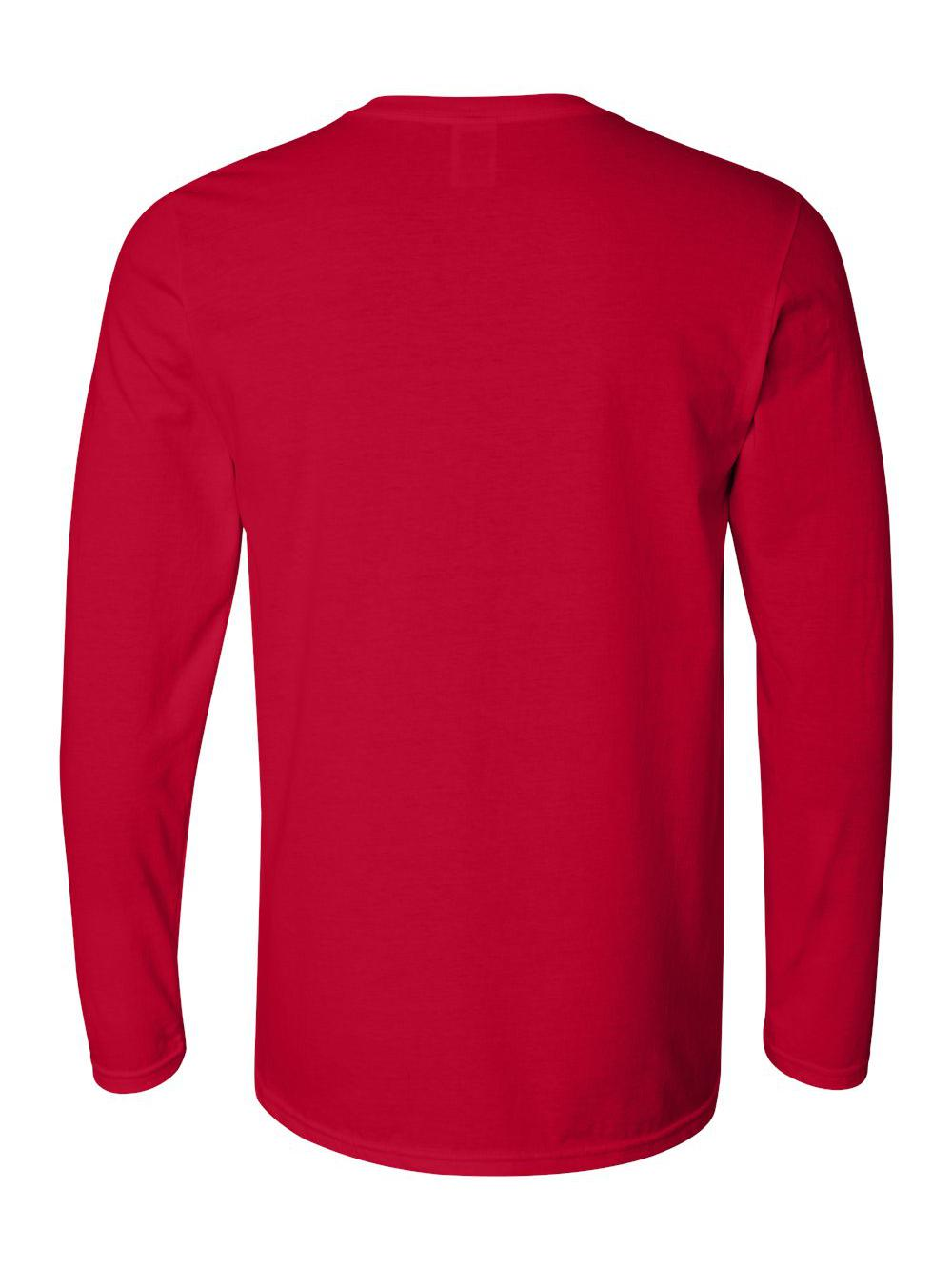 Gildan-Softstyle-Long-Sleeve-T-Shirt-64400 thumbnail 10