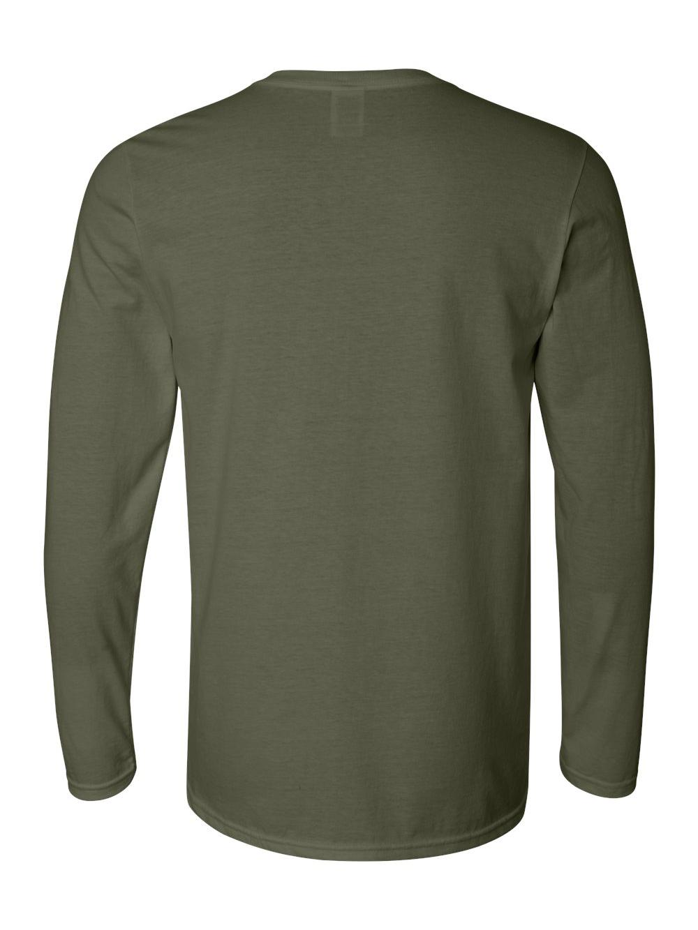 Gildan-Softstyle-Long-Sleeve-T-Shirt-64400 thumbnail 13