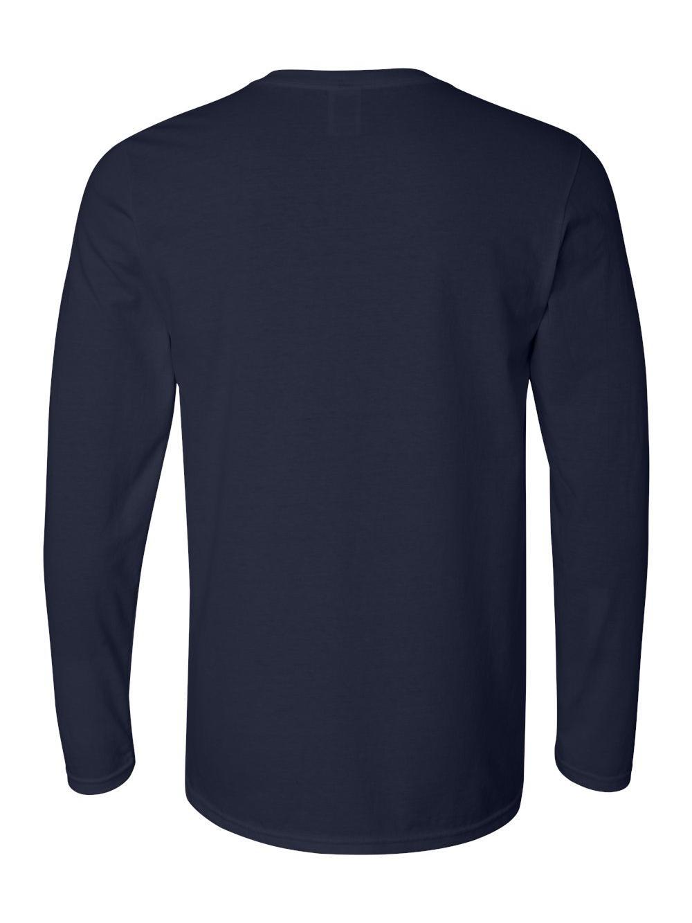 Gildan-Softstyle-Long-Sleeve-T-Shirt-64400 thumbnail 16