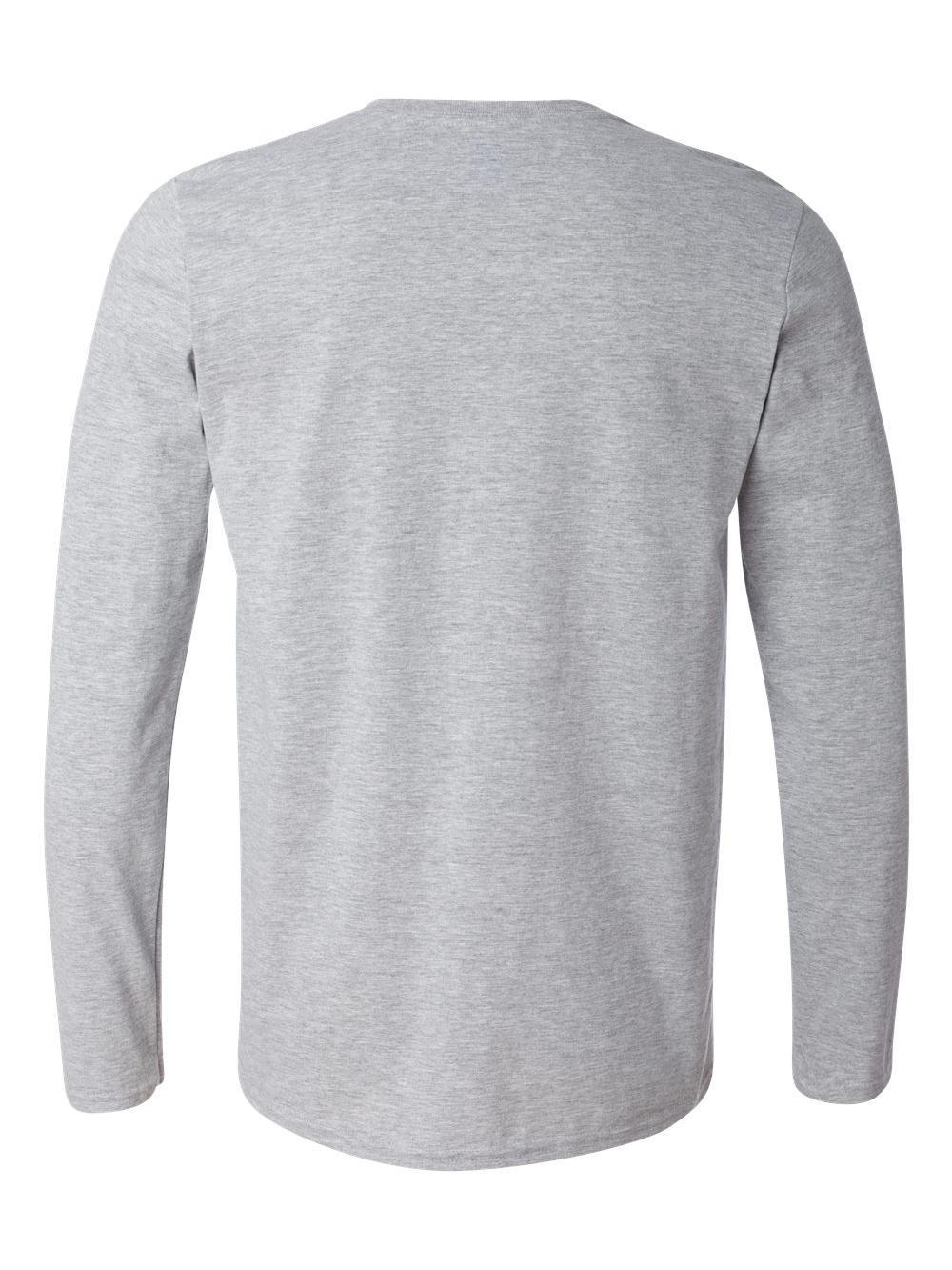 Gildan-Softstyle-Long-Sleeve-T-Shirt-64400 thumbnail 19