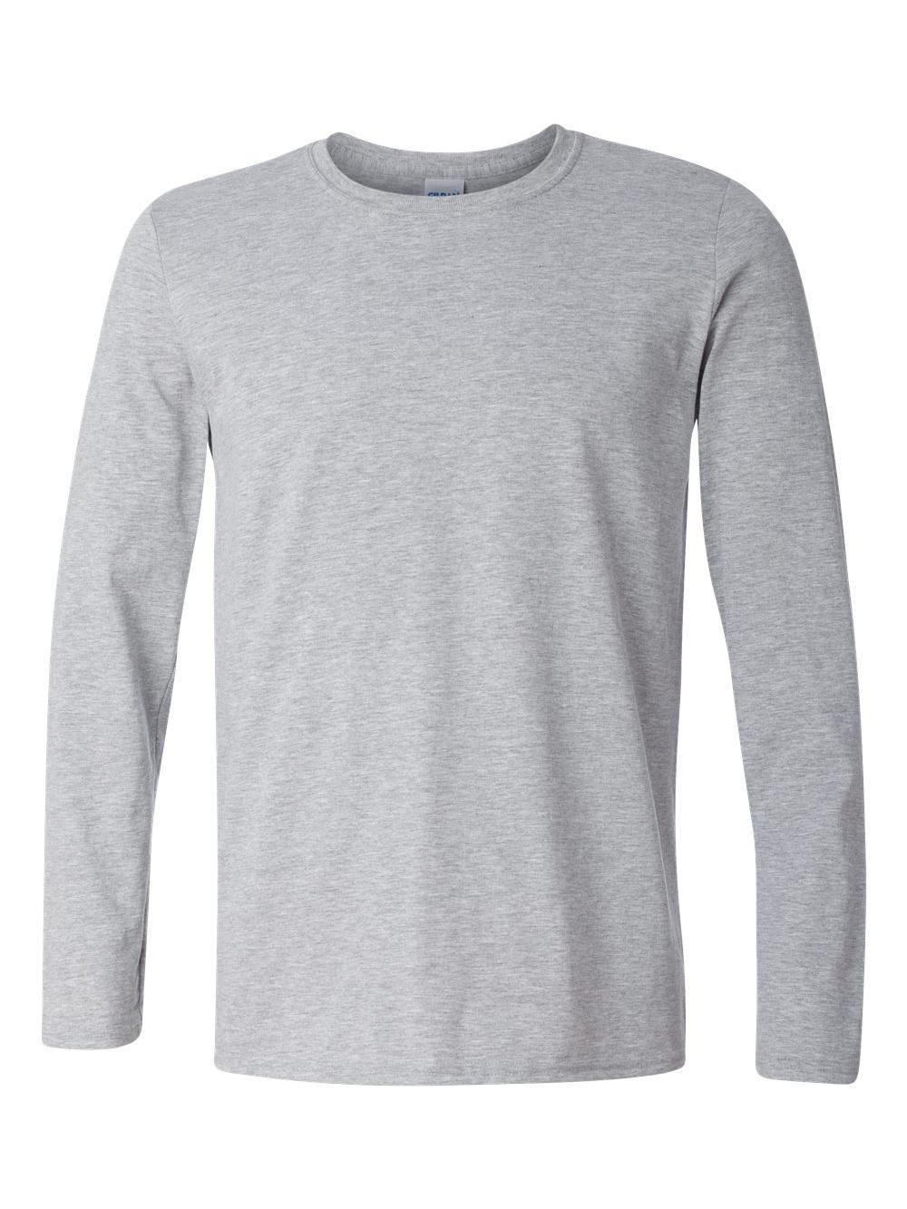 Gildan-Softstyle-Long-Sleeve-T-Shirt-64400 thumbnail 18