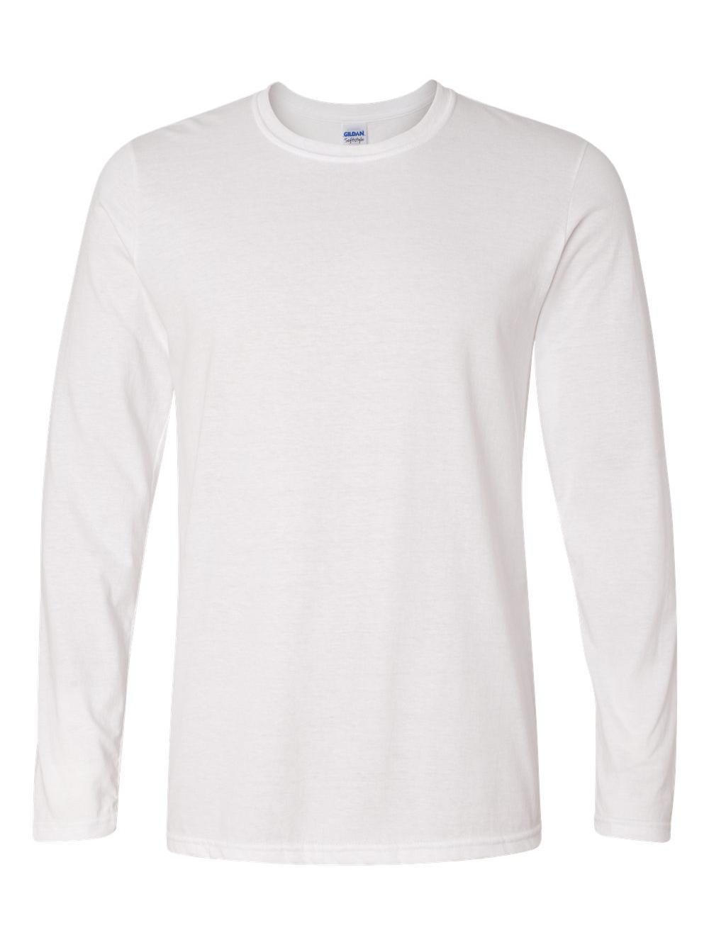 Gildan-Softstyle-Long-Sleeve-T-Shirt-64400 thumbnail 21