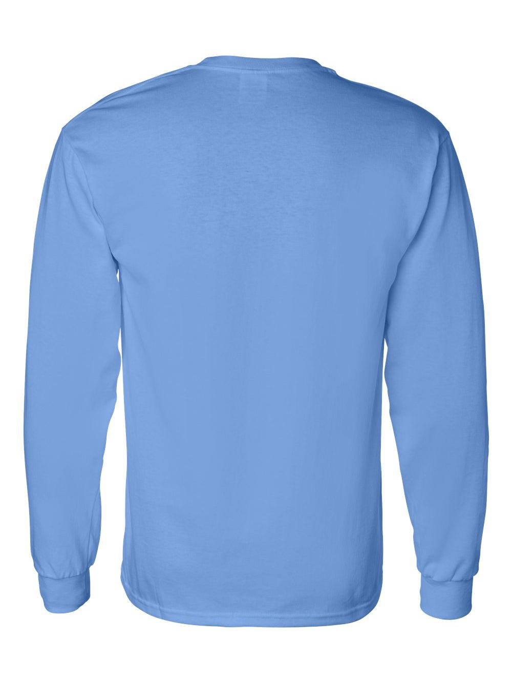 Gildan-Heavy-Cotton-Long-Sleeve-T-Shirt-5400 thumbnail 13