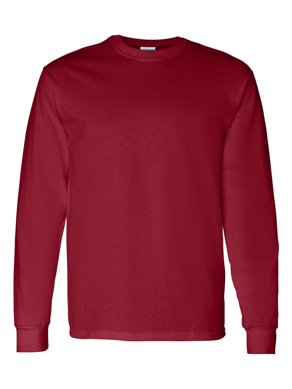 Gildan-Heavy-Cotton-Long-Sleeve-T-Shirt-5400 thumbnail 18