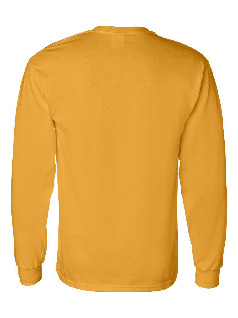 Gildan-Heavy-Cotton-Long-Sleeve-T-Shirt-5400 thumbnail 22