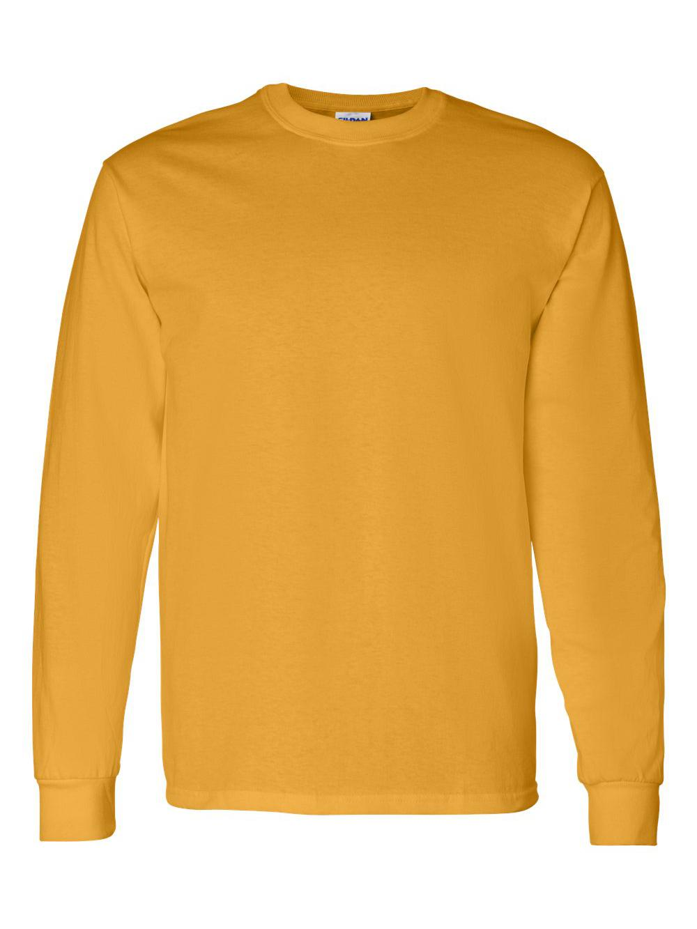 Gildan-Heavy-Cotton-Long-Sleeve-T-Shirt-5400 thumbnail 21