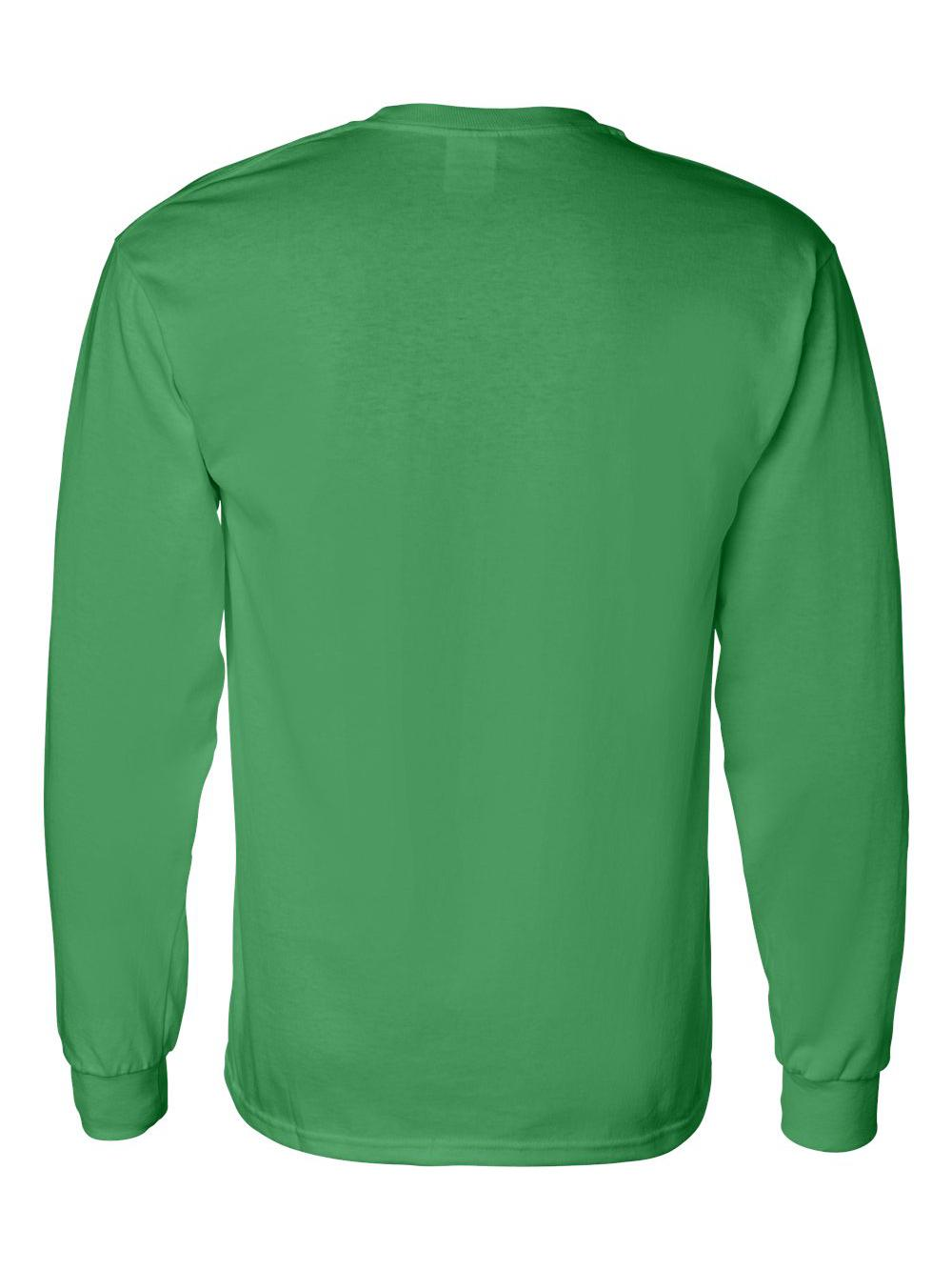 Gildan-Heavy-Cotton-Long-Sleeve-T-Shirt-5400 thumbnail 28