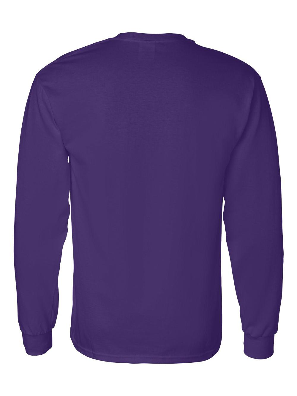 Gildan-Heavy-Cotton-Long-Sleeve-T-Shirt-5400 thumbnail 37