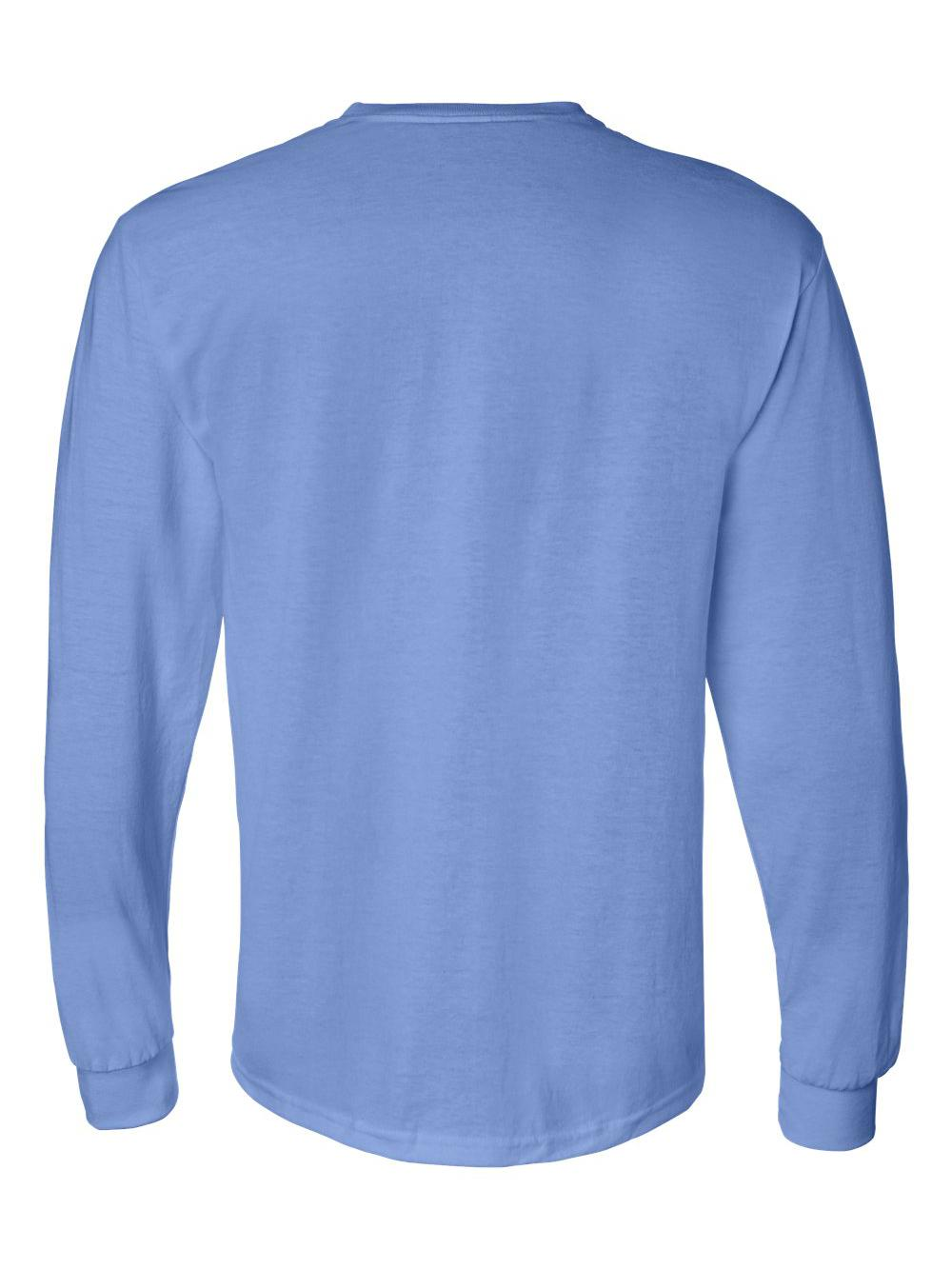 Gildan-DryBlend-50-50-Long-Sleeve-T-Shirt-8400 thumbnail 10