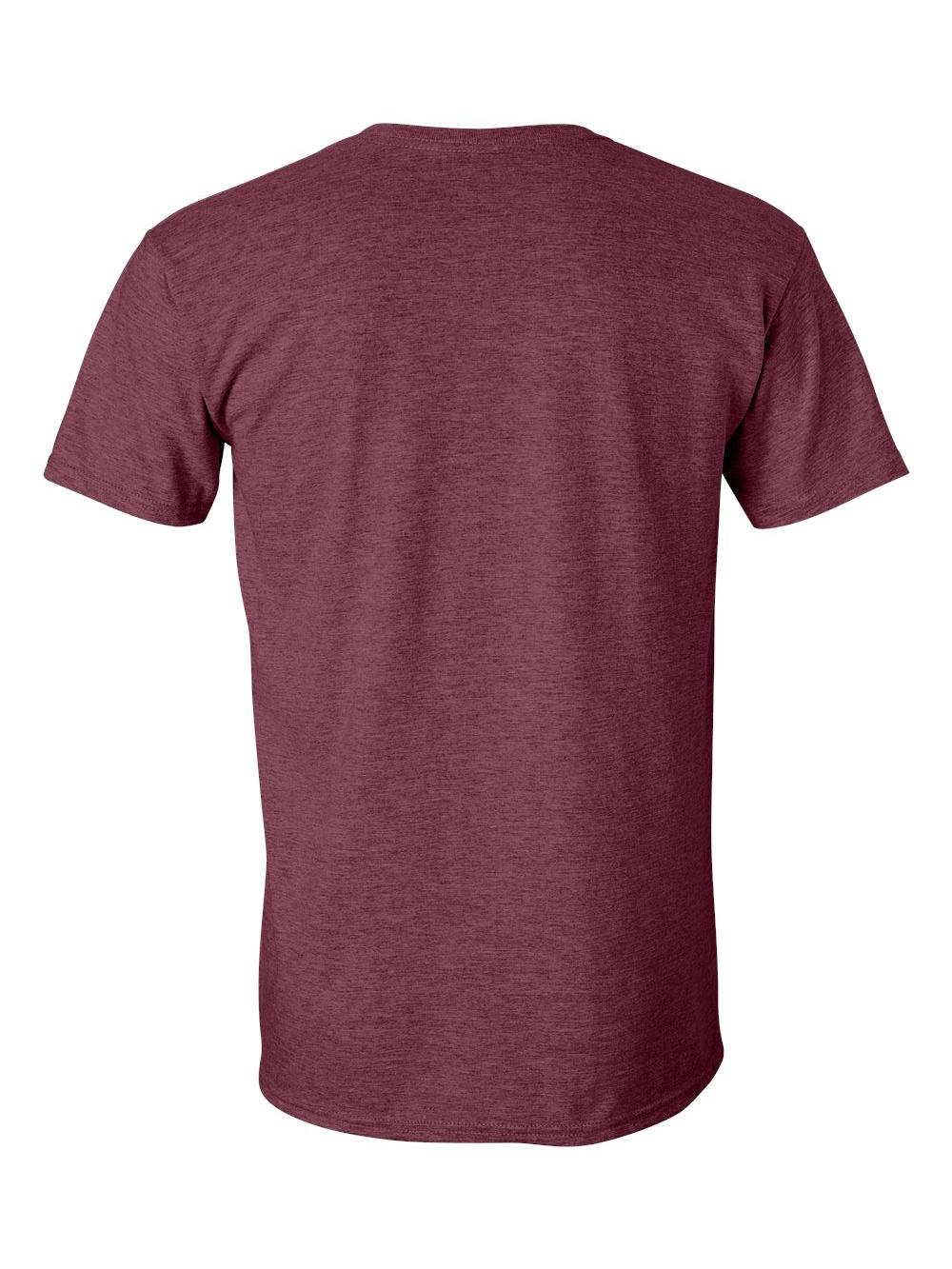 Gildan-Softstyle-T-Shirt-64000 thumbnail 79