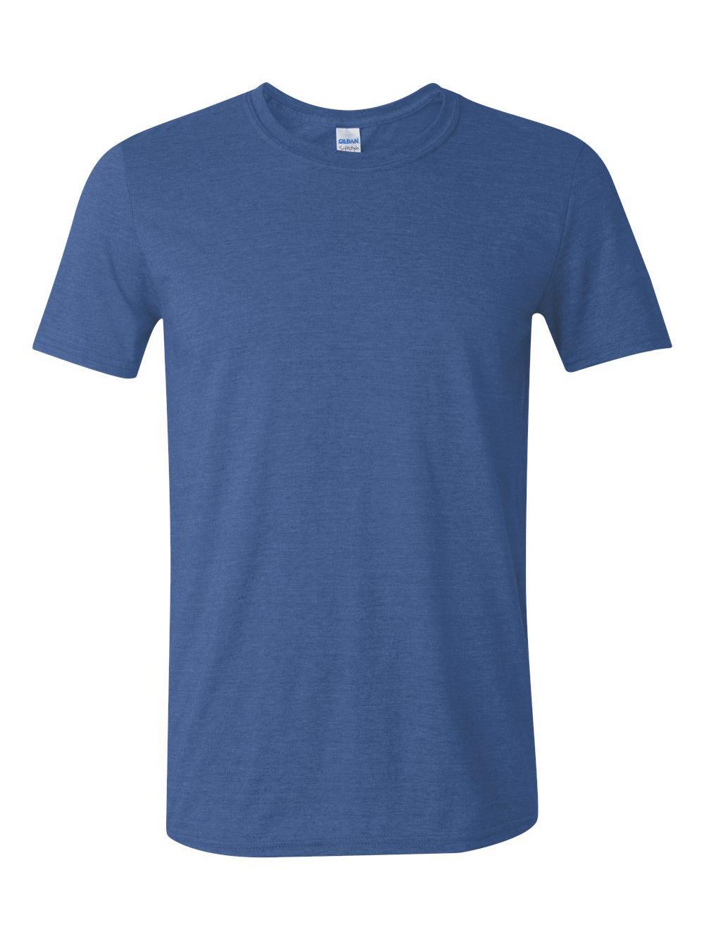 Gildan-Softstyle-T-Shirt-64000 thumbnail 96