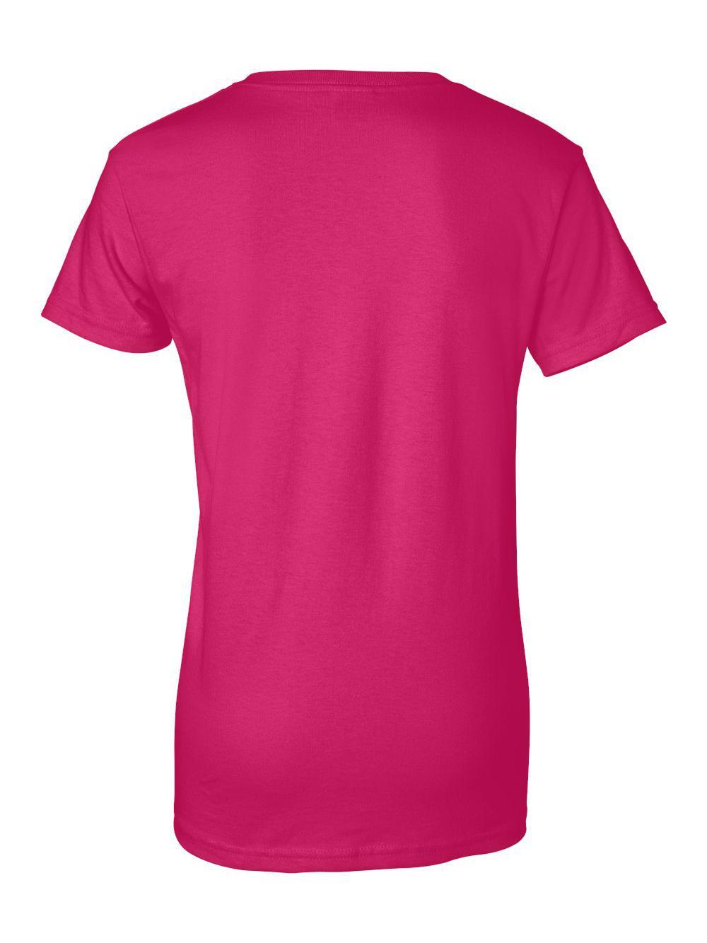 Gildan-Ultra-Cotton-Women-039-s-T-Shirt-2000L thumbnail 25