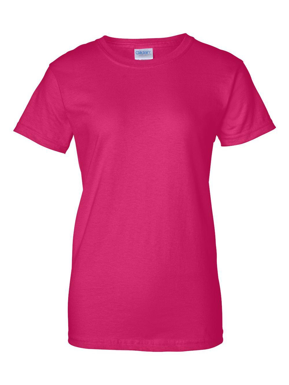 Gildan-Ultra-Cotton-Women-039-s-T-Shirt-2000L thumbnail 24