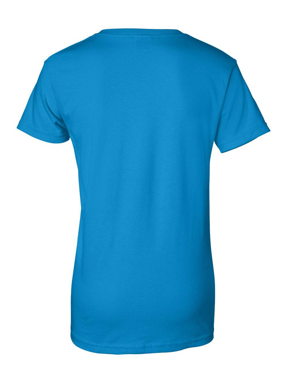 Gildan-Ultra-Cotton-Women-039-s-T-Shirt-2000L thumbnail 64