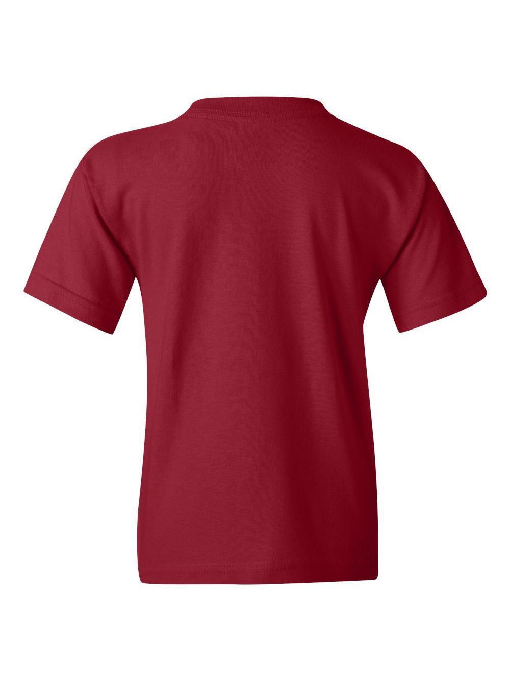 Gildan-Heavy-Cotton-Youth-T-Shirt-5000B thumbnail 43