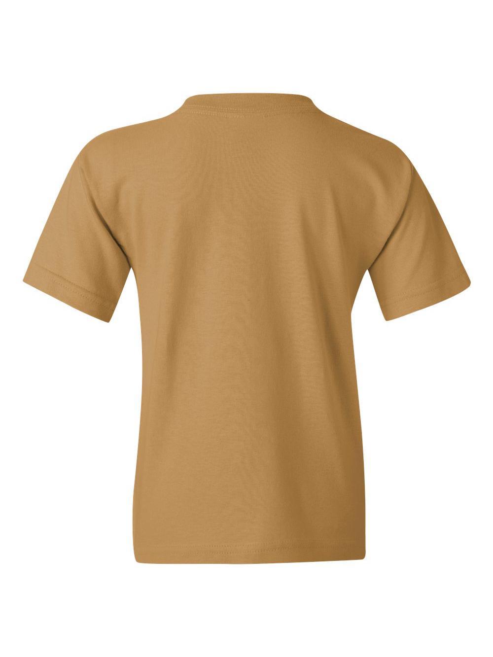 Gildan-Heavy-Cotton-Youth-T-Shirt-5000B thumbnail 100