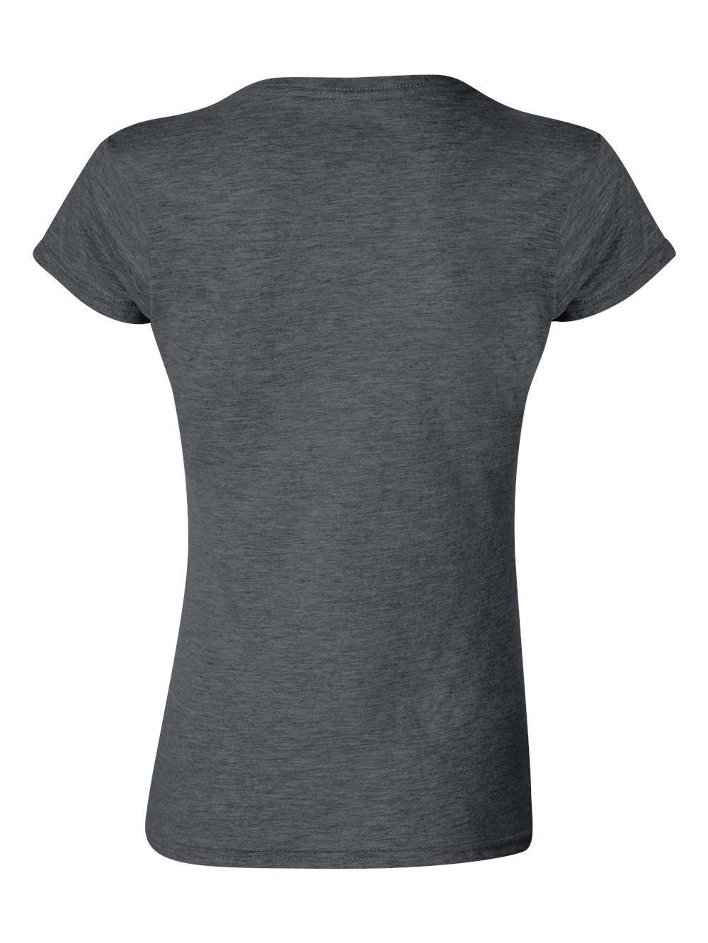 Gildan-Softstyle-Women-039-s-T-Shirt-64000L thumbnail 19