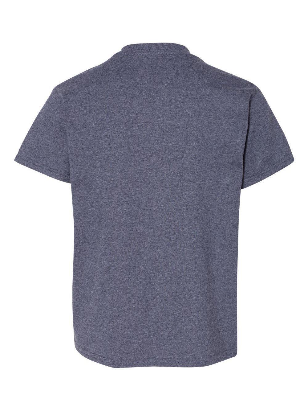 Gildan-Heavy-Cotton-Youth-T-Shirt-5000B thumbnail 52