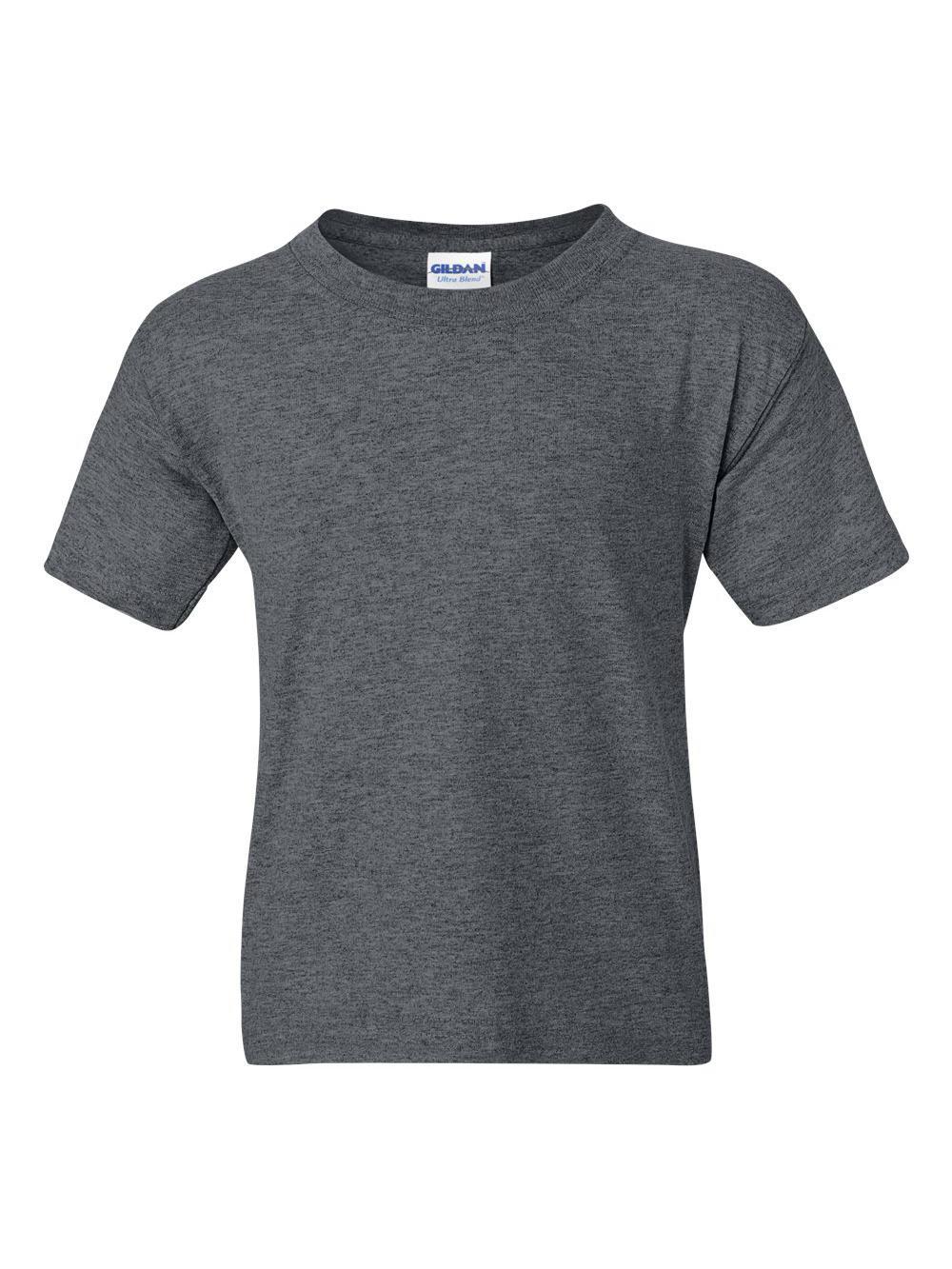 Gildan-DryBlend-Youth-50-50-T-Shirt-8000B thumbnail 18